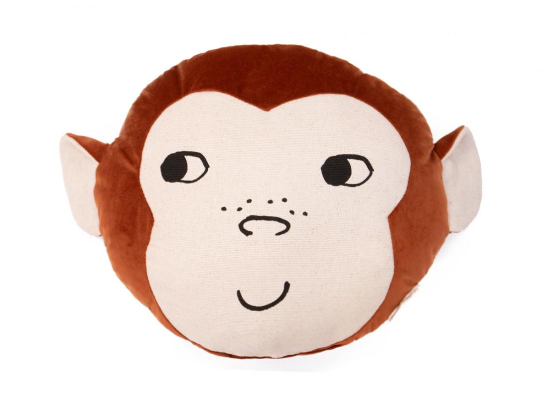 Coussin Monkey