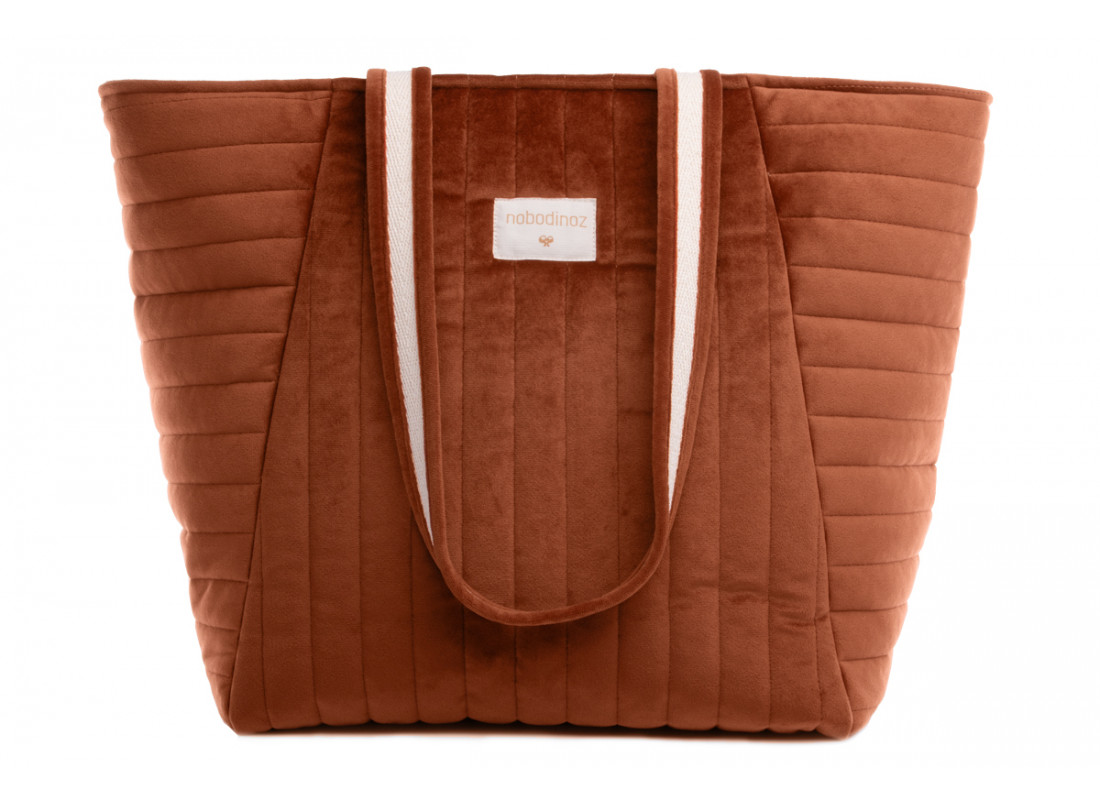 Sac à langer Savanna • velvet wild brown