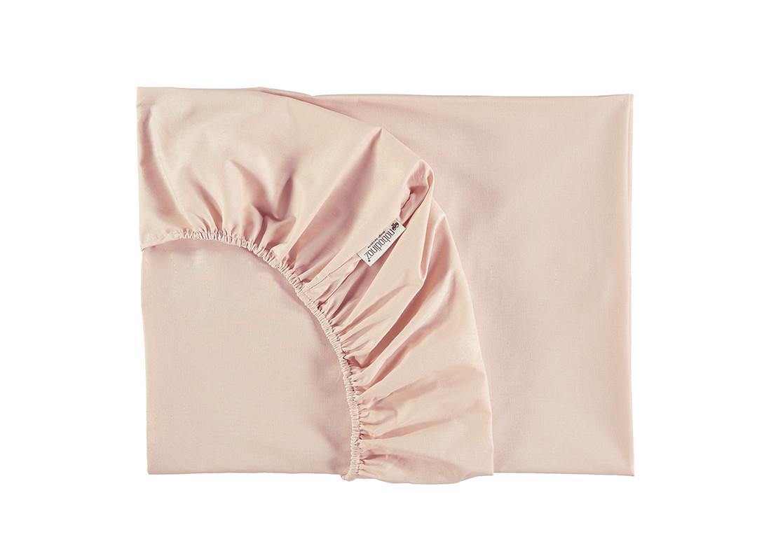 Drap Tibet dream pink - 2 tailles