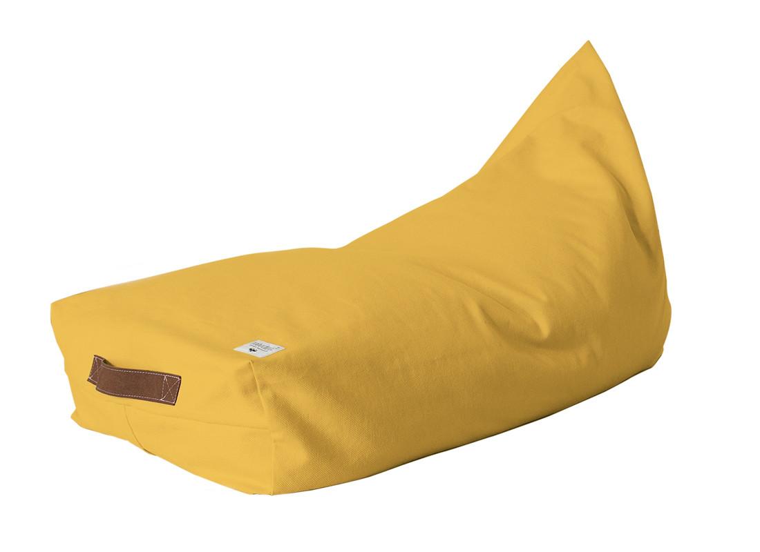 Pouf pour enfant Oasis • farniente yellow