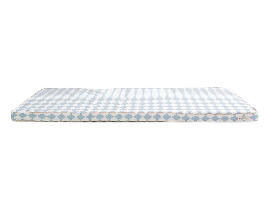 Matelas de sol Saint Tropez • blue diamonds