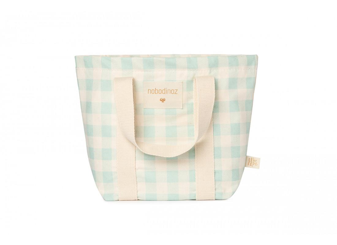 Mini sac à main Sunshine • opaline vichy