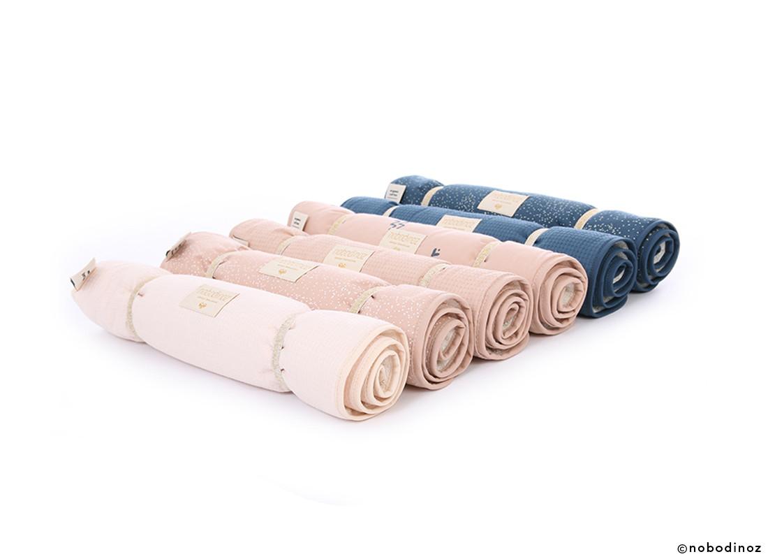 matelas langer nomad 60x35 blue secrets misty pink website officiel d co pour enfants et. Black Bedroom Furniture Sets. Home Design Ideas
