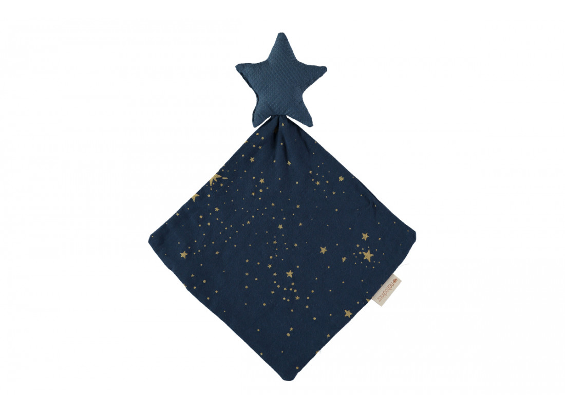 Doudou Star gold stella/ night blue