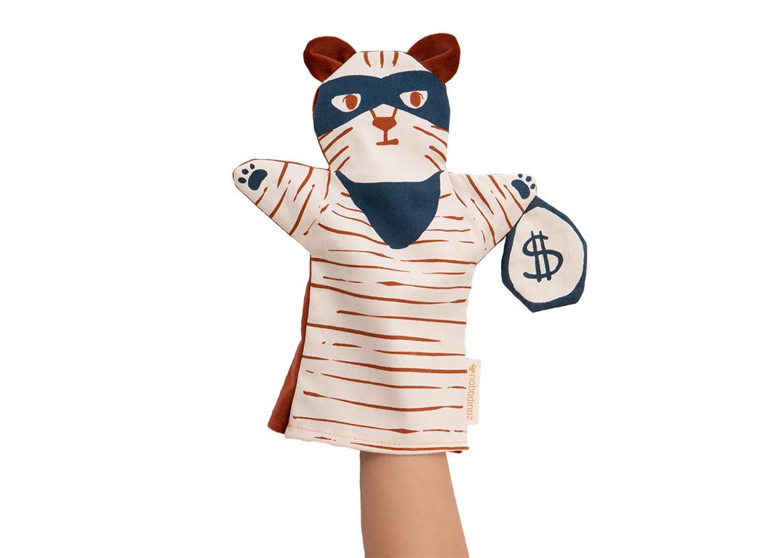 Marionnette Tiger
