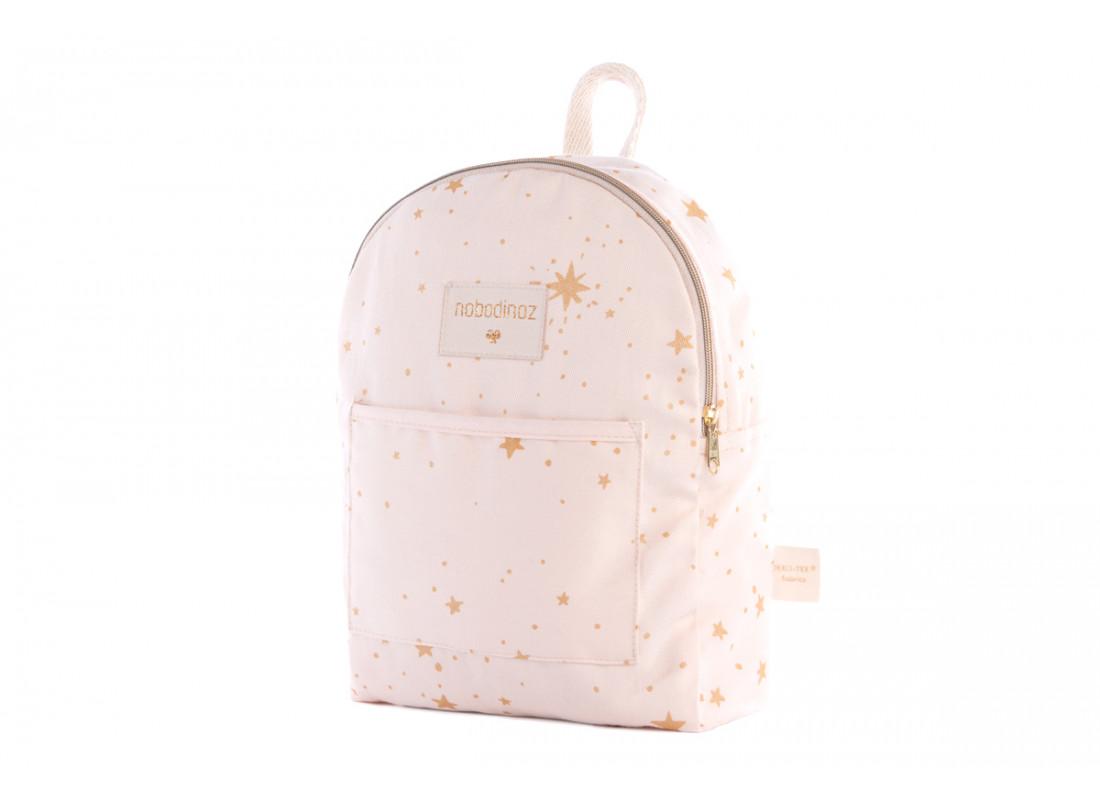 Mini sac à dos Too Cool gold stella/ dream pink
