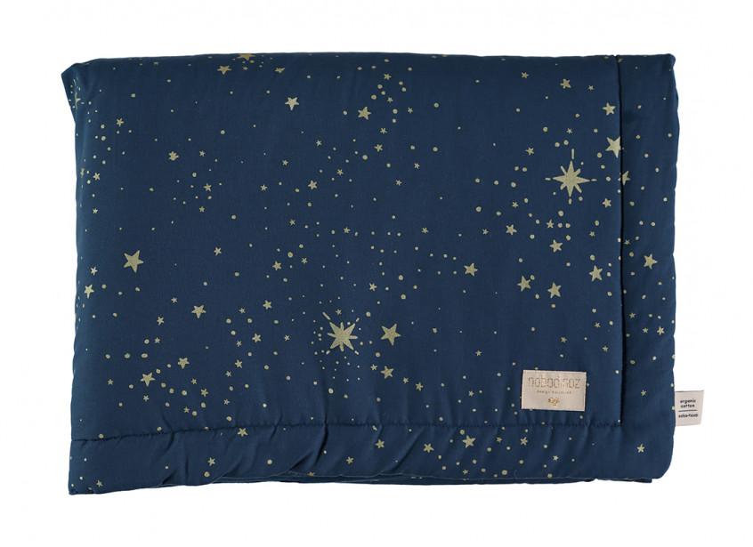 Couverture Laponia • gold stella night blue