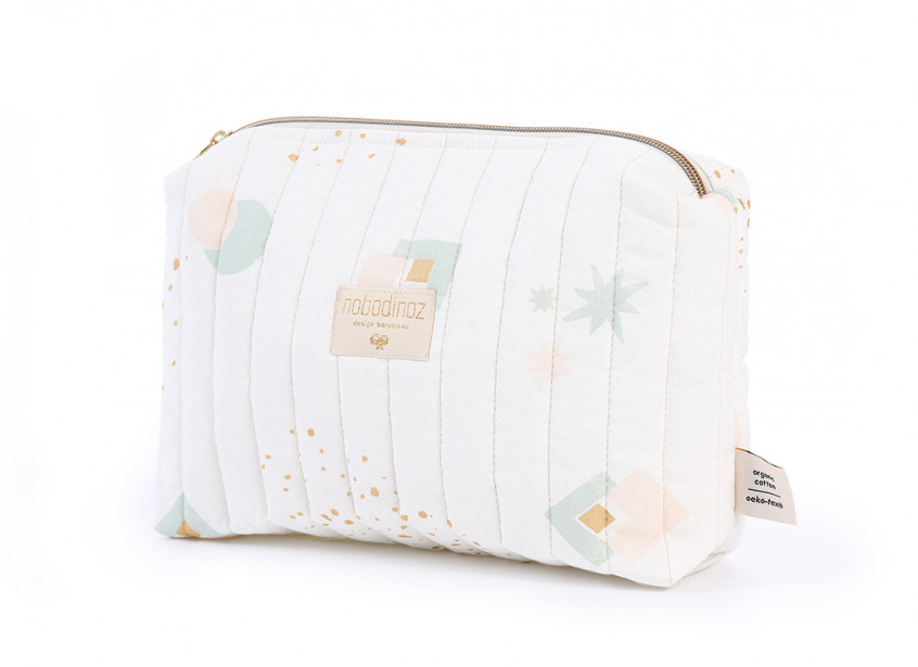 Trousse de toilette Travel aqua eclipse white