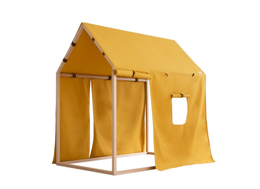 Cabane Balear 146x96x150 farniente yellow