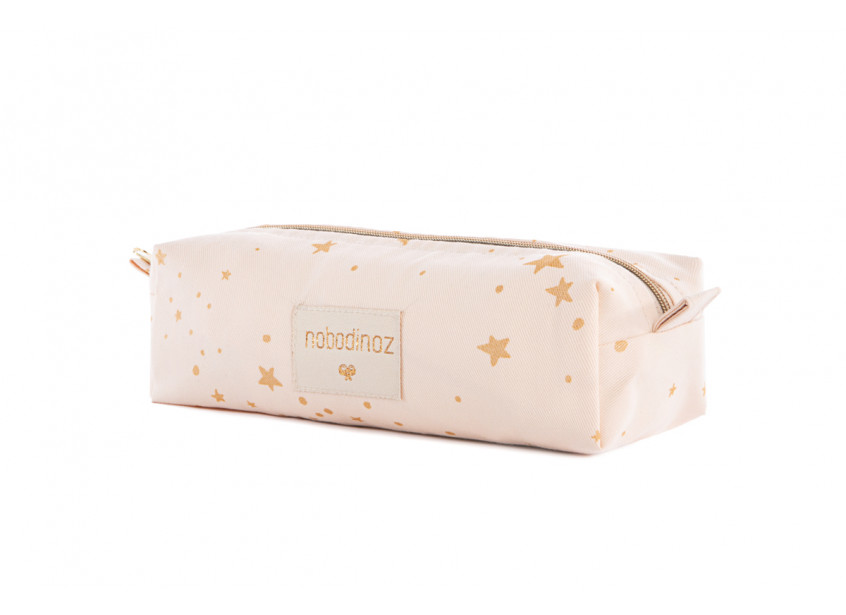 Trousse Too Cool gold stella/ dream pink