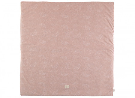 Tapis de jeu Colorado • white bubble misty pink