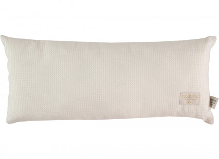 Coussin Hardy nid d'abeille 22x52 natural