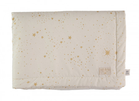 Couverture Laponia gold stella natural - 2 tailles