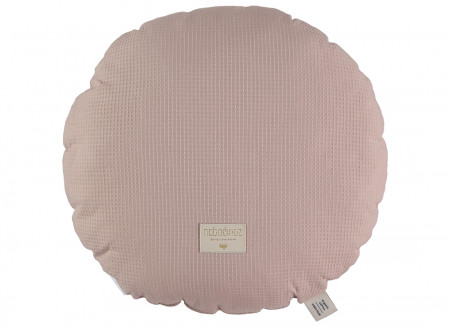 Coussin Newton 40x40 misty pink
