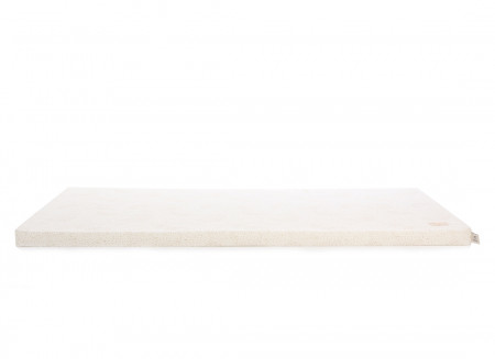 Matelas de sol Saint Barth 60X120X4 gold bubble/ white