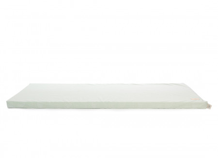 Matelas de sol Saint Barth • white bubble aqua