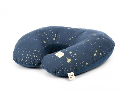 Coussin d'allaitement Sunrise 50x60x15 gold stella/ night blue