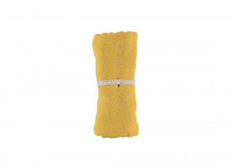 Lange Baby love 70x70 farniente yellow
