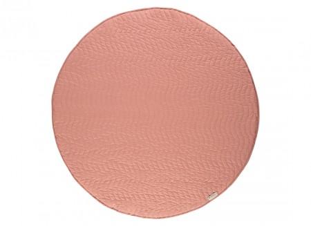 Tapis de jeu Kiowa 105x105 dolce vita pink