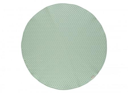 Tapis de jeu Kiowa 105x105 provence green