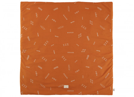 Tapis de jeu Colorado 100x100 gold secret/ sunset