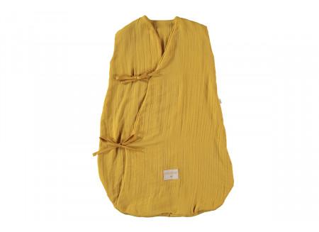 Dreamy summer sleeping bag 0-6 M farniente yellow