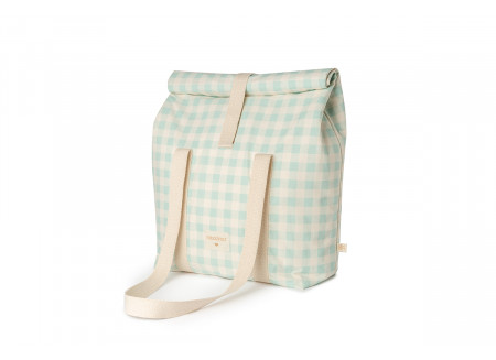sac picnic isotherme Sunshine • opaline vichy