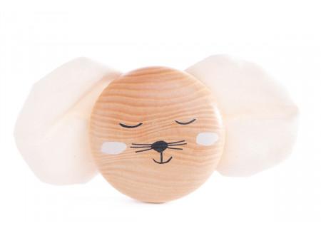 Patère en bois de frêne Mouse