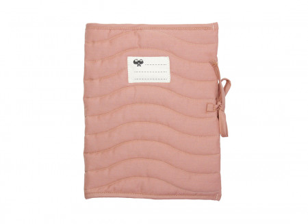 Protège-carnet de santé Salamanca 23x17 dolce vita pink