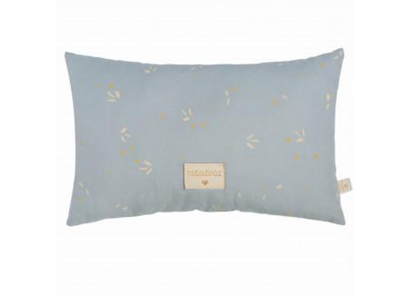 Coussin Laurel • willow soft blue