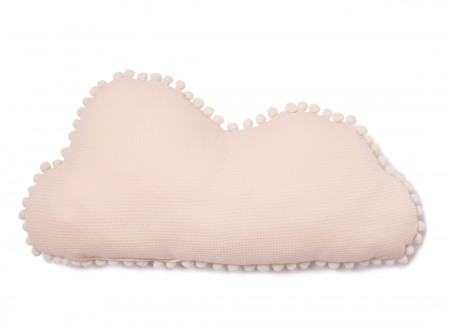 Coussin nuage Marshmallow 30x58 dream pink