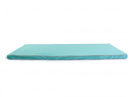 Matelas de sol Saint Tropez 120x60x4 tropical green