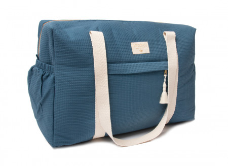 Sac de maternité imperméable Opera 29x46x20 night blue