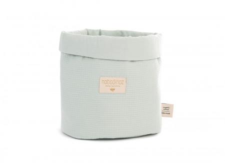 Panda basket Large honeycomb 29X25 aqua