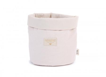 Panda basket Large honeycomb 29X25 dream pink