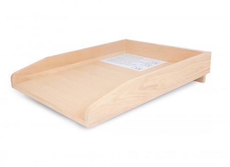 Table à langer en chêne massif • Pure