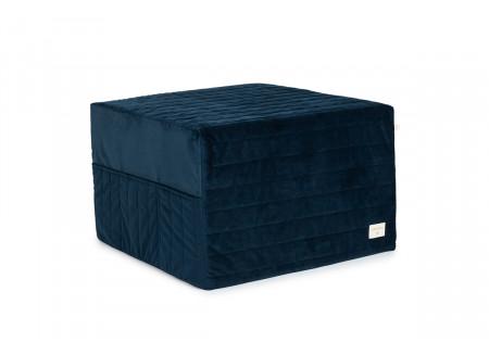 Lit d'appoint pliable Sleepover • velvet night blue