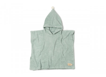 Poncho de bain 3-5a So Cute • green