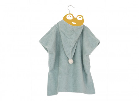 Poncho So Cute 55x58 3-5 y green