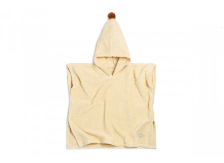 Poncho de bain 3-5a So Cute • vanilla