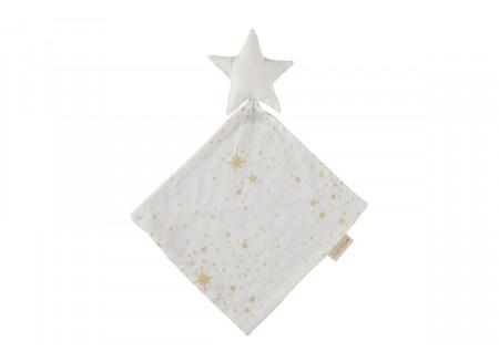 Doudou Star gold stella/ white