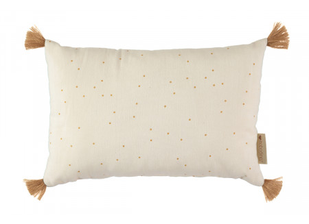 Coussin Sublim • honey sweet dots natural