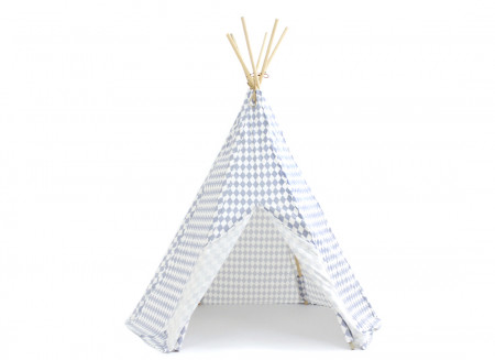 Tipi Arizona blue diamonds