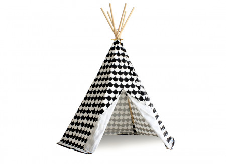 Tipi Arizona black scales