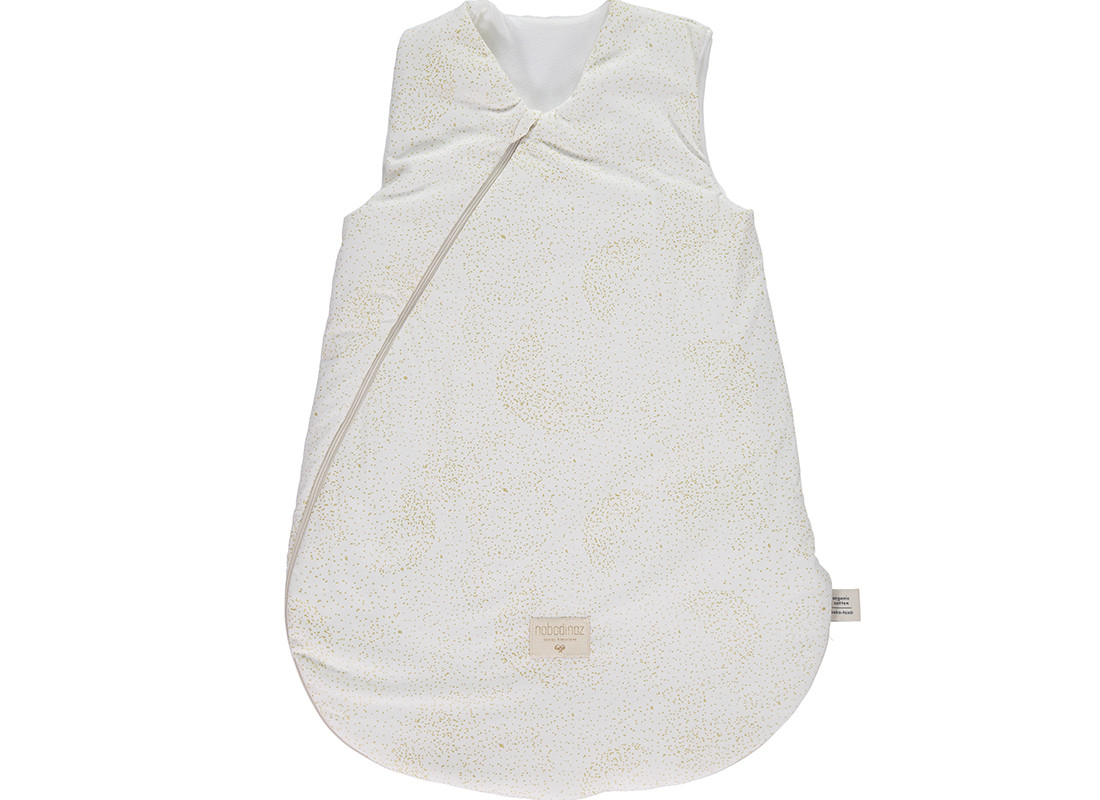 Gigoteuse Cocoon gold bubble/ white - 2 tailles