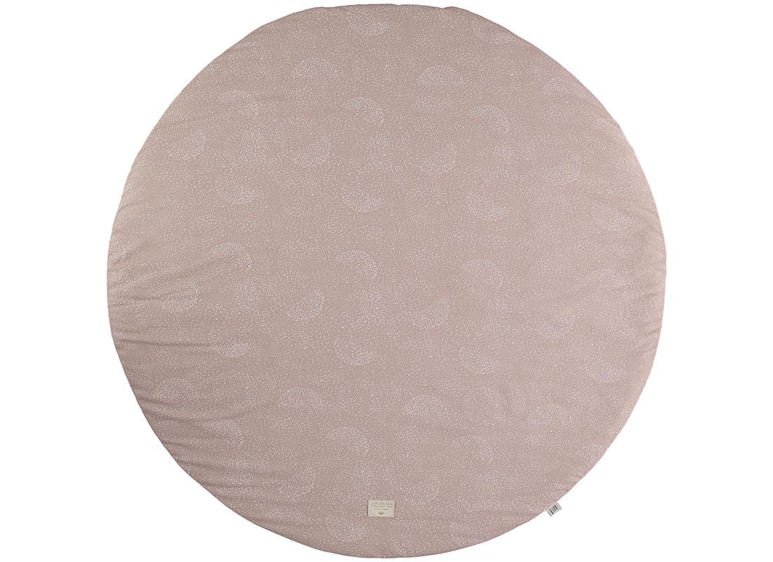 Tapis de jeu Full Moon white bubble/ misty pink - 2 tailles