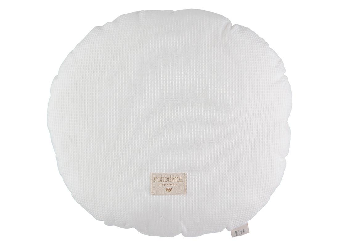 Coussin Newton 40x40 white