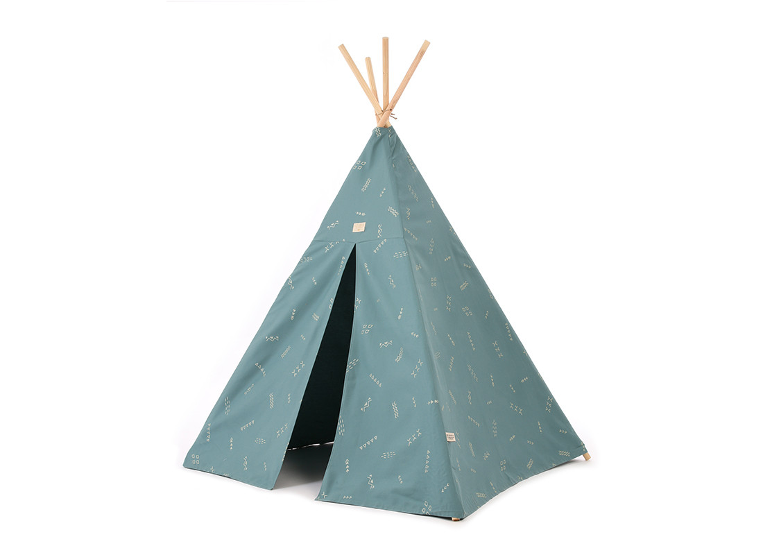 Tipi Phoenix 149x100 gold secrets/ magic green