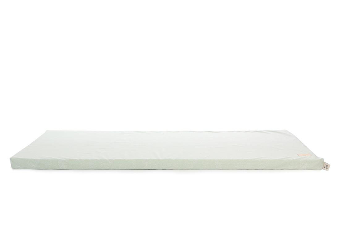 Matelas de sol Saint Barth 60X120X4 white bubble/ aqua