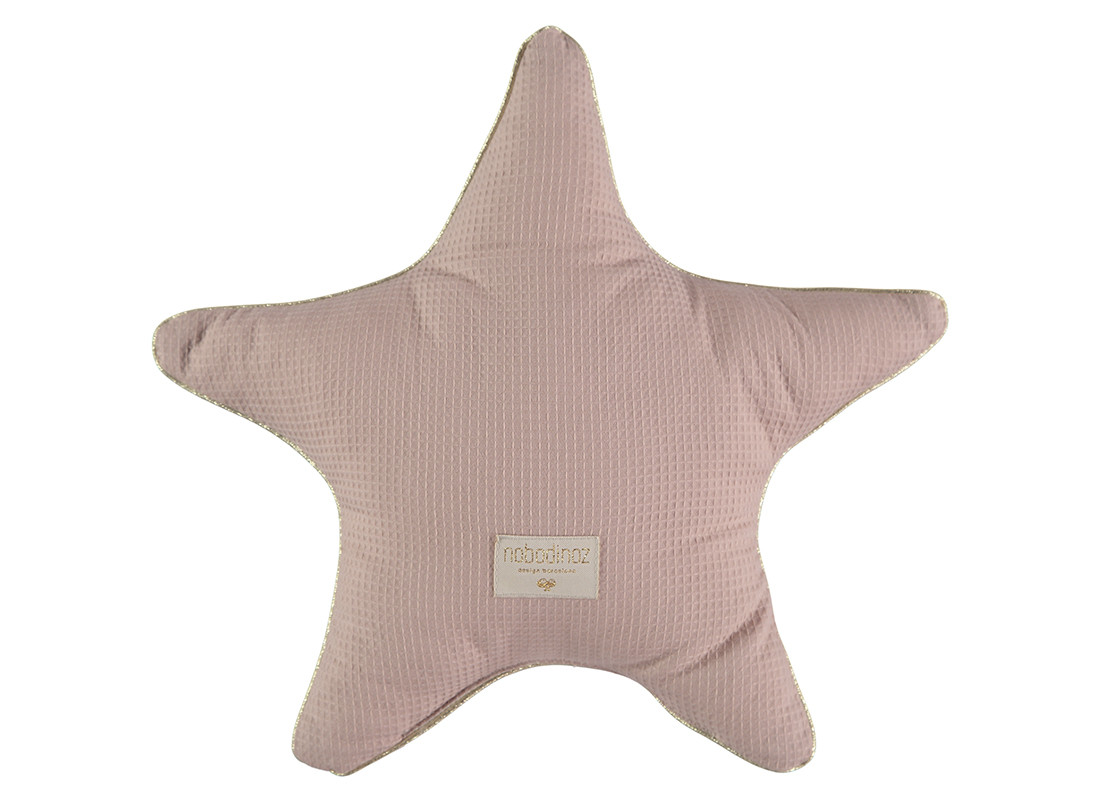 Coussin Aristote 40x40 misty pink